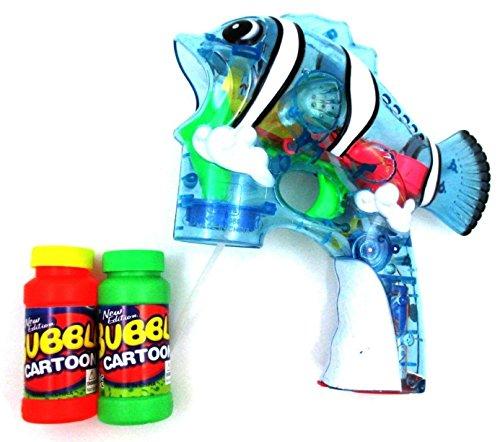 Cartoon Bubble Clownfish Blaster Assorted
