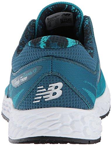 New Balance Wzantv3, Zapatillas de Running para Mujer Pisces/Moroccan Blue