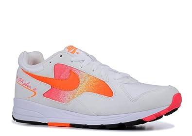 reputable site 22abb 7fae8 Nike Air Skylon II, Chaussures de Fitness Homme, Multicolore (White/Total  Orange