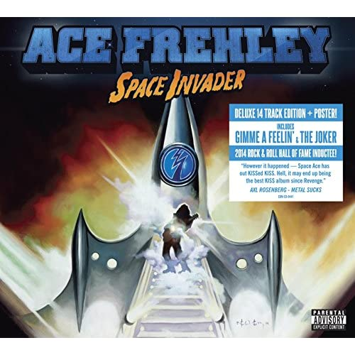 Space Invader (Deluxe Edition) [Explicit]