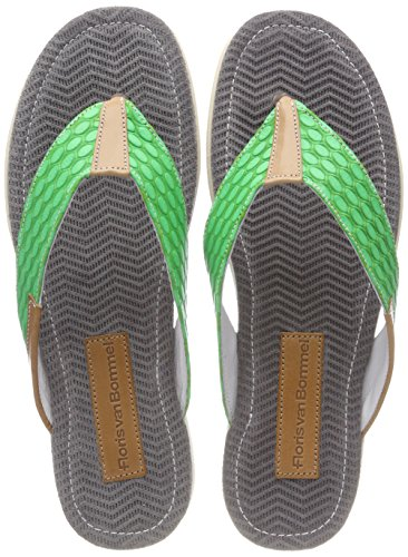 Floris van Bommel Men 20022 Loafers Green (Green 24)