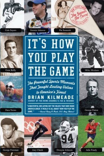 Audiobook cover from Its How You Play the Game: The Powerful Sports Moments That Taught Lasting Values to Americas Finest by Brian Kilmeade (2008-05-13) by Brian Kilmeade