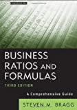 Business Ratios and Formulas, Steven M. Bragg, 1118169964
