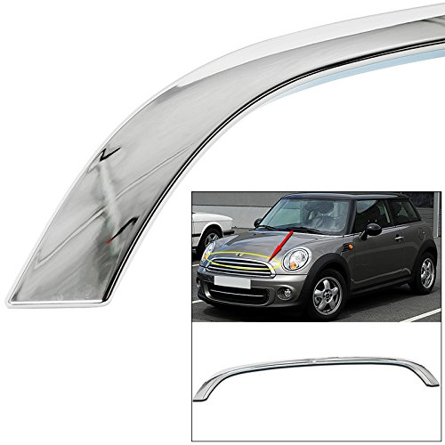 2009-2015 Mini Clubman Roadster HB S Coupe Convertible JCW Grille Hood Molding ()