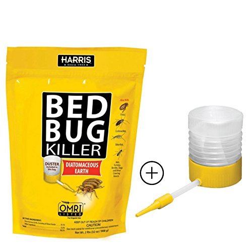 Harris Bed Bug Killer Powder