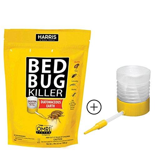 (Harris Bed Bug Killer, Diatomaceous Earth (2lb)