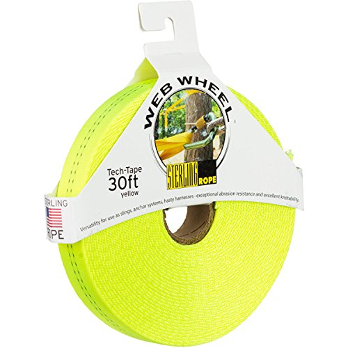 STERLING ROPE Tech Wheel Yellow
