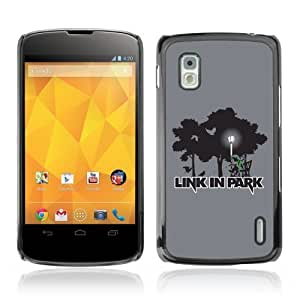 YOYOSHOP [Funny Zelda Link In Park Linkin Park] LG Google Nexus 4 Case by icecream design