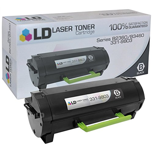 LD Compatible Replacement 331 9803 Cartridge product image