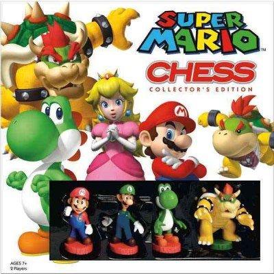Super Mario Chess Collector's Edition -