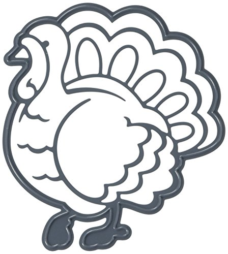 - Darice Craft Die Cut, Turkey