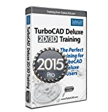 2D/3D Training Guide Bundle for TurboCAD Pro 2015 Complete TurboCAD Pro Training