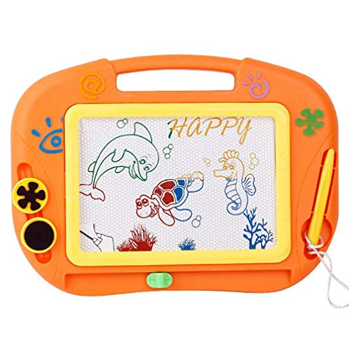 Syolee Magnetic Drawing Board Games Toys Colorful Magnet Era
