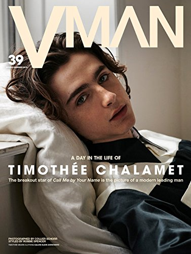 V Man Magazine - Issue 39 Spring -Summer 2018