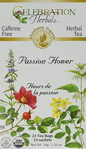 Celebration Herbals Passion Flower Count
