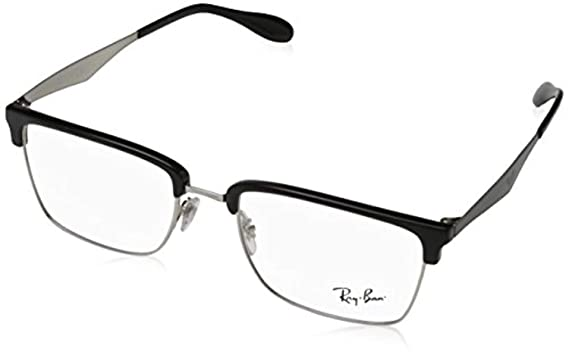 a2ea951789 Amazon.com  Ray-Ban Unisex RX6397 Eyeglasses Gold 54mm  Clothing
