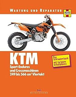Auto & Motorrad: Teile Anleitungen & Handbcher KTM LC4 1987-2007 ...