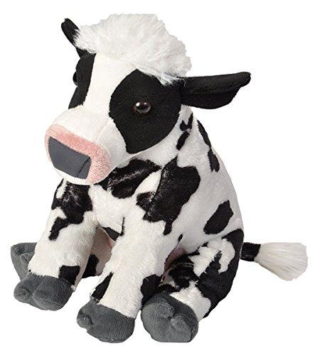 (Wild Republic Cow Plush, Stuffed Animal, Plush Toy, Gifts for Kids, Cuddlekins 12