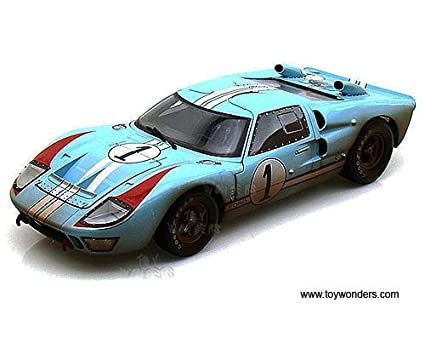 Amazon.com: sc405bu Shelby – Ford GT-40 MK II Hard parte ...