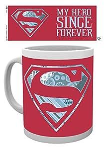 GB eye, Superman, Mum Hero, Taza