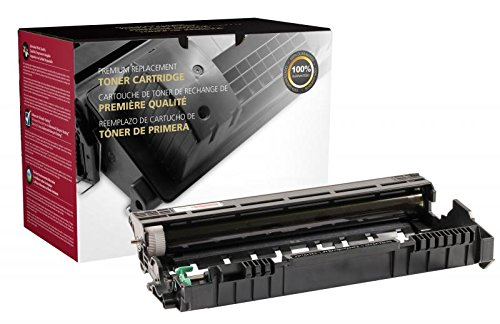 - Inksters Remanufactured Imaging Drum Unit Replacement for Dell E310 Drum Unit - 12K Pages