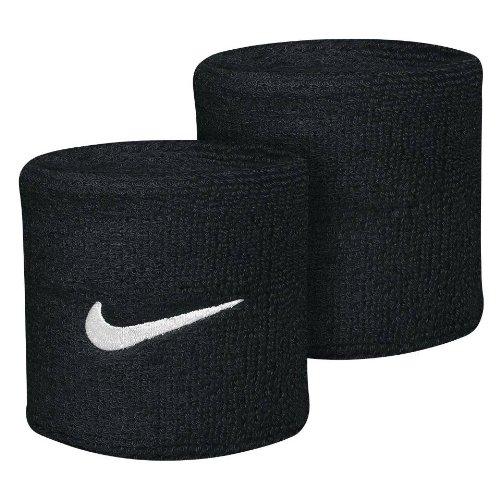 Nike Pu/ños en color negro 2 unidades