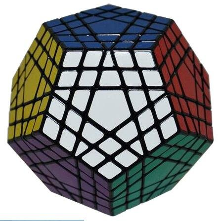 YJ Moyu 13x13x13 Speed Cube Puzzle Black - 2