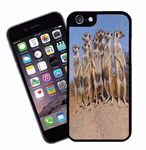 Erdmännchen Diese iPhone-case Schutzhülle für Apple iPhone 6-Modell von Eclipse Geschenkidee