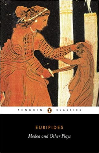 literary devices in medea