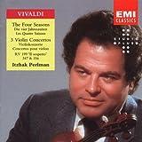 Vivaldi: The Four Seasons / 3 Violin Concertos