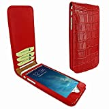 Piel Frama 682 Red Crocodile Magnetic Leather Case for Apple iPhone 6 / 6S