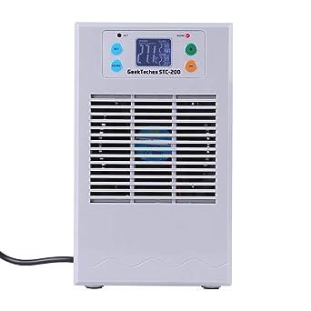 100w acuario refrigeración por agua agua radiador acuario refrigeración por agua de máquina