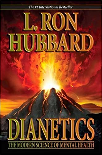 Book Dianetics: The Modern Science of Mental Health by L.Ron Hubbard (2007-11-01)