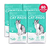Peritas Cat Pads Generic Refill for Breeze Tidy Cat Litter System 16.9'x11.4' (80 Count)
