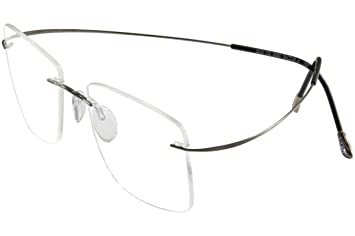 482d389b707f Amazon.com  Silhouette Eyeglasses TMA Must Collection Chassis 7799 ...
