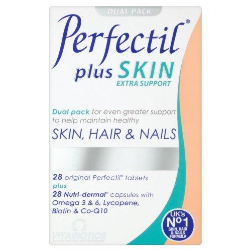 Vitabiotics Perfectil Plus Skin - 56 Tablets/Capsules by Perfectil
