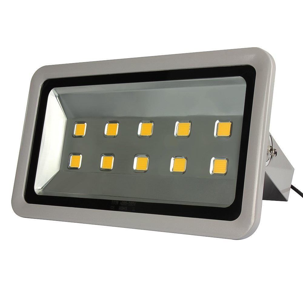 500 Watt LED Flutlicht Super Hell 50000LM Fluter Wasserdicht IP 66 ...