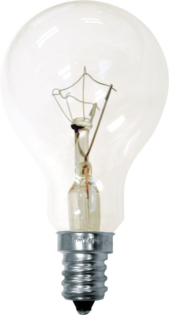 ge soft white 40watt 230lumen a15 light bulb with candelabra base 2pack ceiling fan bulbs amazoncom - Decorative Light Bulbs