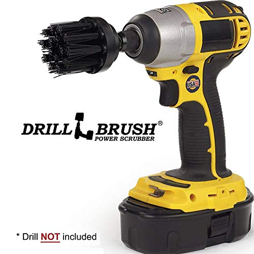 Grill Accessories - Grill Brush - Electric Smoker - Gas Grill - Charcoal Grill - Spin Brush - Rust Remover - BBQ Accessories - Grill Tools - Oven Cleaner - BBQ Grill - Grill Scraper - Drill Brush