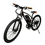 Mountain Bike Outdoor Sports Bicycle Built-in Electric Powerful Electric Motor of 36V 240W Ship From California USA with Removable Lithium Battery Mountain Bicycle