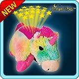 Pillow Pets DreamLites Rainbow Unicorn