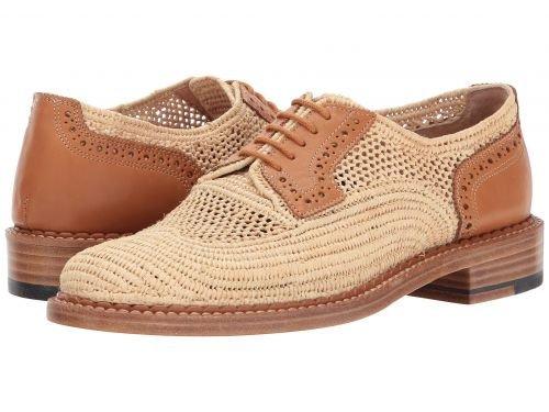 Clergerie(クレジュリー) レディース 女性用 シューズ 靴 オックスフォード 紳士靴 通勤靴 Jeanine - Natural [並行輸入品] B07C9KH6XQ 36.5 (US Women's 6) M