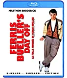 Ferris Bueller's Day off [Blu-ray] (Bilingual)