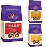 old mother hubbard extra tasty - Old Mother Hubbard Crunchy Classic Natural Mini Biscuits Variety Pack, 20-Ounce Bag (Pack of 3)