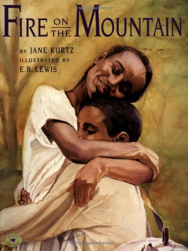 Fire on the Mountain (Aladdin Picture Books)