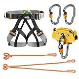 Professional Zipline Harness Pro System SYS2