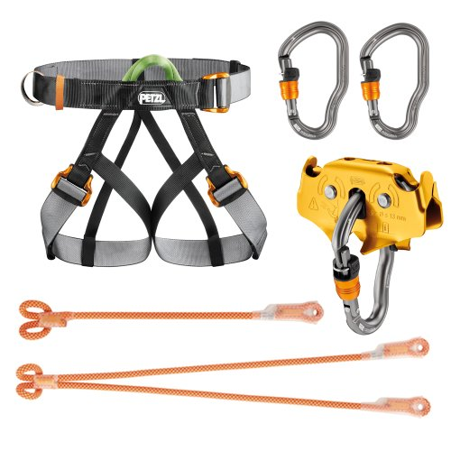 Professional Zipline Harness Pro System SYS2