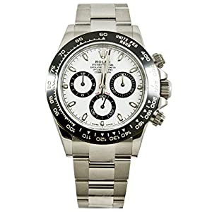 Rolex Cosmograph Daytona automatic-self-wind mens Watch 116500WSCR (Certified Pre-owned)