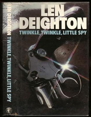 book cover of Twinkle, Twinkle, Little Spy