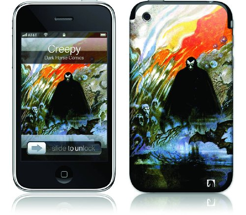 Gelaskins Iphone Creepy Frazetta Dracula (C: 0-1-2)